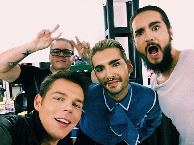 6. Tokio Hotel