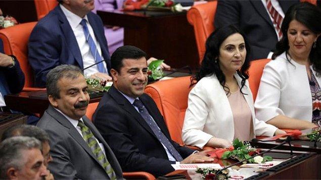 """8-HDP halâ """"Seni Başkan yaptırmayacağız"""" noktasında mı?"""