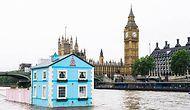 Geleceğin Yüzen Evleri - Floating Houses