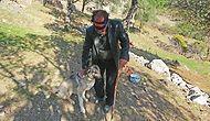 Bitmiyor: Görme Engelli Vatandaşın Kendisine 'Rehber' Olan Köpeğini Zehirlediler...