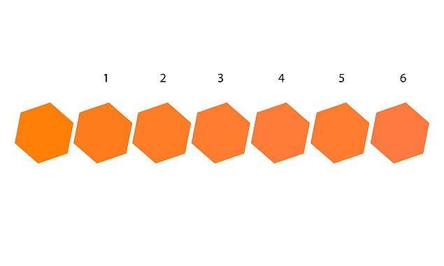 5. Doğru cevap! Bu şekillerin renginde kademeli bir değişim var. Bunu bozan oyunbaz hangisi?