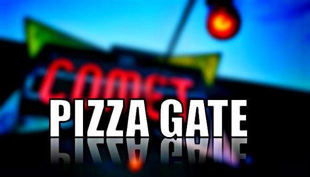 Yaşanan olayın Pizza Gate boyutu ise şöyle;
