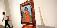 Frida Kahlo'nun 'Kayıp' Tablosu 60 Yıl Sonra Ortaya Çıktı