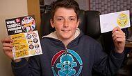 Babasından Aldığı 2 Bin Sterlin ile Milyoner Olan 14 Yaşındaki Harvey ile Tanışın!