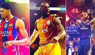 Sporperestler Bunu Sevecek! NBA Takımları, Futbol Takımlarının Formasını Giyseydi Nasıl Olurdu?