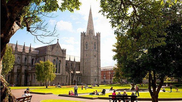 5. Dublin, İrlanda