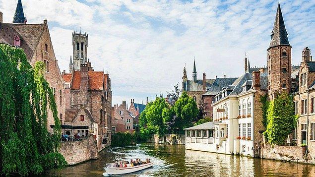 10. Brüj, Belçika