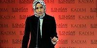 Sümeyye Erdoğan'ın Yöneticisi Olduğu Dernekten 'Cinsel İstismar' Önergesine İtiraz