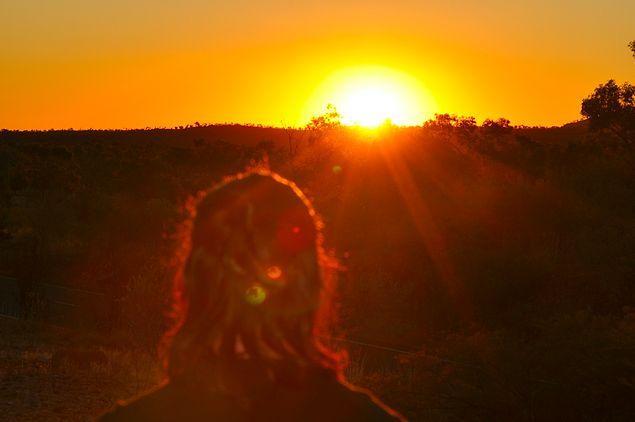 Gelelim Güneş seyri sırasında insan bedenine neler olduğuna...