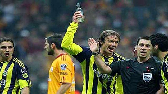 6. 'Lugano - Rakı şişesi'