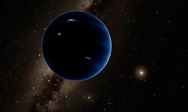3. Dünyamız ölümcül bir yörüngeye sürüklenebilir.