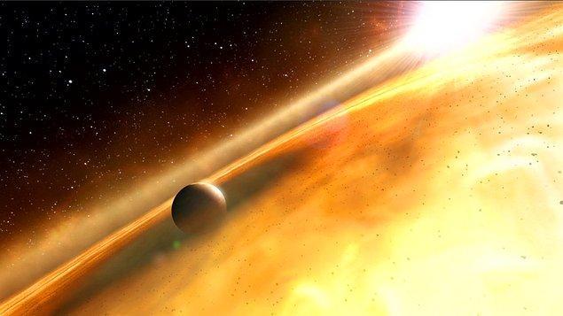 Gezegenlerin kendi yıldız sistemlerinin dışına atıldığını dış uzayda gözlemleyebiliyoruz.