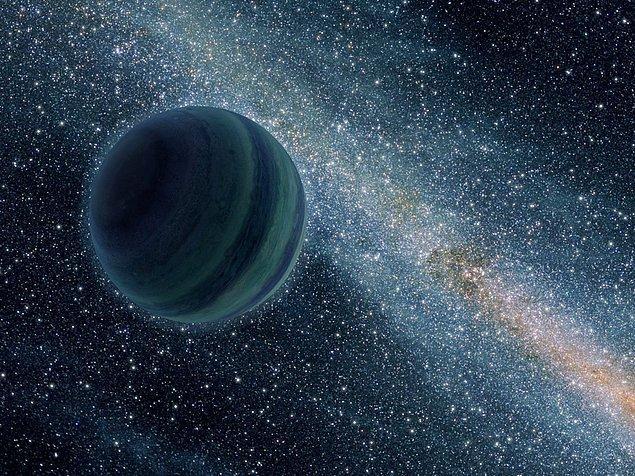 Yapılan yeni araştırmalar, Samanyolu Galaksisi'ndeki gezegen sayısının, yıldız sayısından 100,000 kat fazla olduğunu gösteriyor.