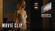 Jennifer Lawrence ve Chris Pratt'li Passengers'tan Harika Yerçekimi Videosu