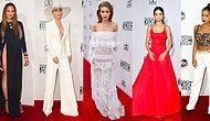 Kırmızı Halı Alarmı: Amerikan Müzik Ödülleri'nin Şık ve Rüküşlerini Seçiyoruz!