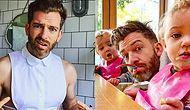 Instagram'da Ebeveyn Olmanın Çılgın Yanlarını Paylaşan 4 Kız Çocuğu Babası Realist Adam