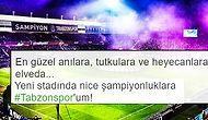 Trabzonspor Taraftarlarından Avni Aker'e Hüzünlü Veda!