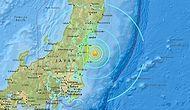 Japonya'da 7.3 Büyüklüğünde Deprem: Can Kaybı Yok