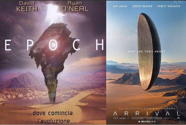 Afişinden de görüldüğü gibi Epoch adlı filmle de ciddi anlamda benzerlikleri bulunuyor.