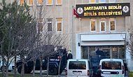 Bitlis Belediyesi'ne Operasyon: Eş Başkanlar Gözaltında