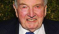 Adı Sık Sık İllüminati İle Anılan, Tarihi Karanlık David Rockefeller Hayata Gözlerini Yumdu!