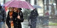 Kar Yağışı Geliyor, Sıcaklıklar 10 Derece Düşecek