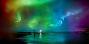 Senin Gökyüzün Ne Renk?