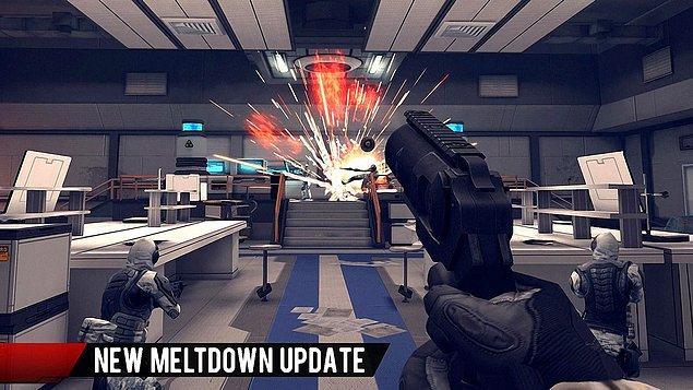 5. Modern Combat 4: Zero Hour