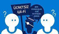 Ücretsiz Wi-Fi Kullanan Herkesi Bekleyen Dikkat Edilesi Tehlikeler