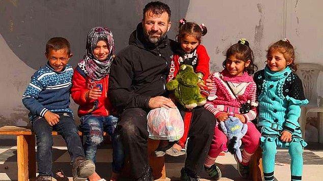 6. Halep'in Oyuncak Kaçakçısı: Savaş Mağduru Çocuklara Oyuncak Getiren Bir Yardım Meleği