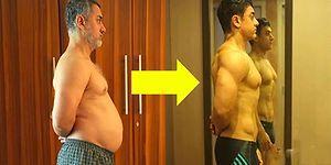 """""""Dangal"""" Filmi İçin İnanılmaz Bir Değişim Geçiren Sevilen Oyuncu Aamir Khan"""