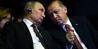 Erdoğan ve Putin'den Son Bir Haftada 3. Görüşme