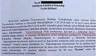 Hacettepe Üniversitesi Rektörüne PKK Tepkisi