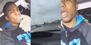 Facebook'tan Canlı Yayın Yaptığı Sırada 180 Kilometre Hızla Kaza Yapan Genç