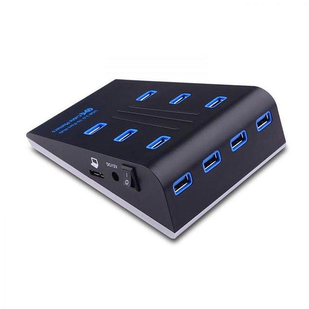 7. Ek USB girişine her zaman ihtiyacınız olabilir. Bu yüzden USB çoğaltıcı kullanabilirsiniz.