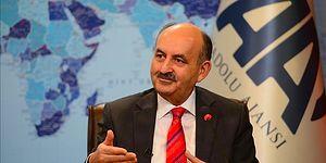 Bakan Müezzinoğlu: 'Bu Ülkenin En Büyük Külhanbeyi Atatürk'