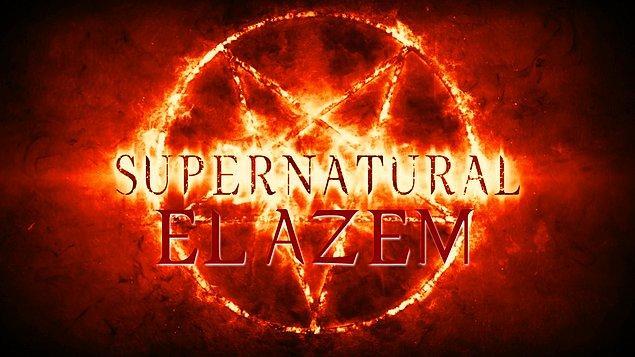 """2. Dizinin ismi ise """"Doğaüstü"""" olmazdı; korku dizisi olduğunu vurgulamak için """"El Azem"""", """"Cinni Arz"""" gibi Arapça sözcüklerden oluşurdu."""