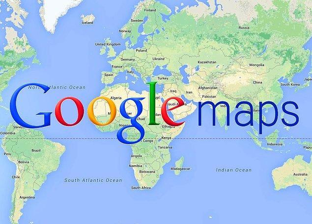 7. Google Haritalar artık mekanların doluluk oranlarını da gösterecek!