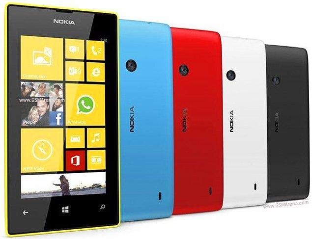 8. Nokia'nın tekrar telefon piyasasına dönecek olması eminiz birçoğunuzu şaşırttı.