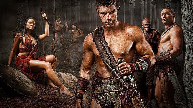 10. Spartacus