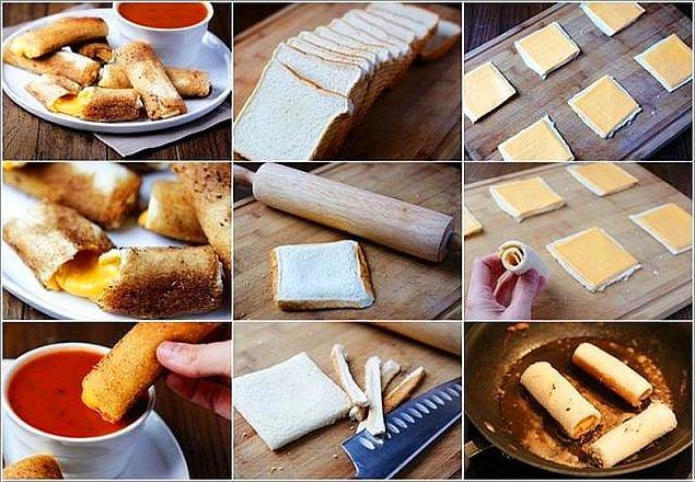 8. Börek için yufkaya ihtiyacınız olan günler eskide kaldı.