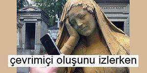 """Kanayan Yaramız """"Çevrimiçi ama Yazmıyor"""" Sorununa Mizahla Yaklaşan 21 Kişi"""