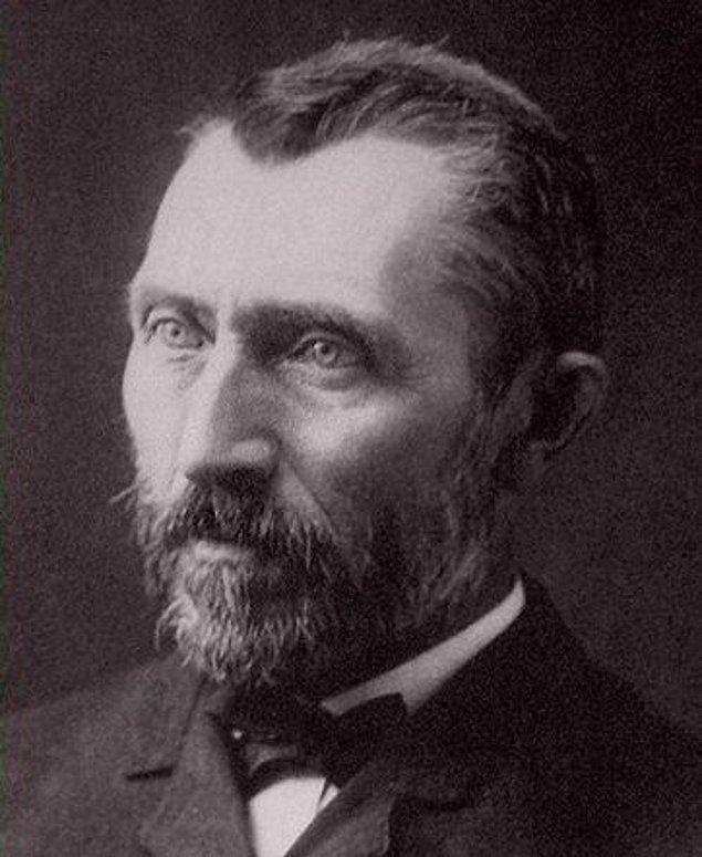 1. Vincent'in kestiğinin aslında kulak memesinden küçük bir parça olduğu sanılıyordu...