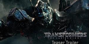 Transformers: The Last Knight'ın İlk Fragmanı Yayınlandı!