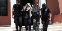Yunanistan 3 Darbeci Askerin Türkiye'ye İadesine Karar Verdi