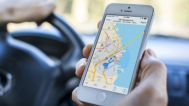 Apple, Apple Maps uygulamasını geliştirmek için uzun zamandır çalışıyor.