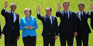 2016'yı Özetleyen Kare: Merkel Hariç Hepsi Gitti