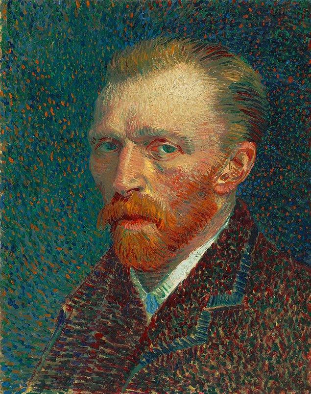 3. Rahiplik mesleğinden olduktan sonra Vincent, dermanı sanatta aramaya başladı. Ancak sorun şu ki; o, daha önce hiç eline fırça almamış bir adamdı. 30'lu yaşların başındaydı ve sanat onun yeni öyküsü olacaktı.