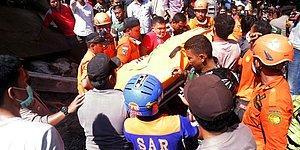 Endonezya'da Deprem: Can Kaybı 97'ye Yükseldi...