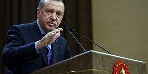 Erdoğan: 'Ekonomi Silahını Bir Kez Daha Bize Doğrulttular'
